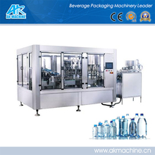 Automatic Plastic Bottle Mineral Water Manufacturing Plant
