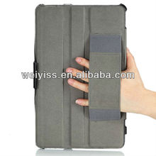 Slim-Fit Multi-angle Handheld Cover Case fo Samsung Ativ Smart PC 11.6-inch 500T Tablet
