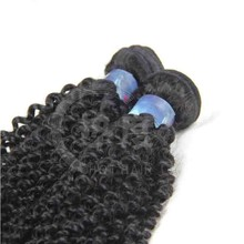Chinese cheap colored clip hair extensions,5A kinky curly clip in hair weaves