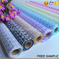 High quality polyester cotton quadrille wrapping paper