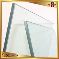Super quality hot-sale curtain wall tempered insulated glass