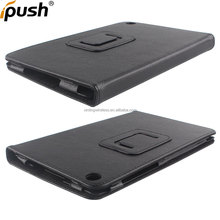 Flip kickstand pu leather case for Tab3 A8 flip cover leather case for lenove case pu accessories