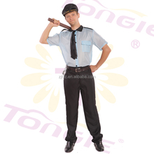 Made in china sexy man police costume adult carnival cosplay costumes for sale