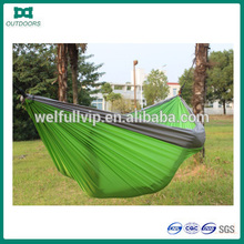 Single and Double Outdoor Travel Haning Hammock Swing Bed