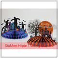 High Quality paper Honeycomb Table Centerpiece for Halloween Decoration