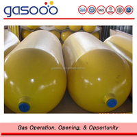 ISO11439 75L CNG Cylinder Price For Low