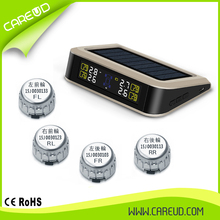 Hot sale solar energy tpms,tire pressure monitoring system