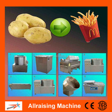 Industrial Professional Potato Chips Machine with Production Line