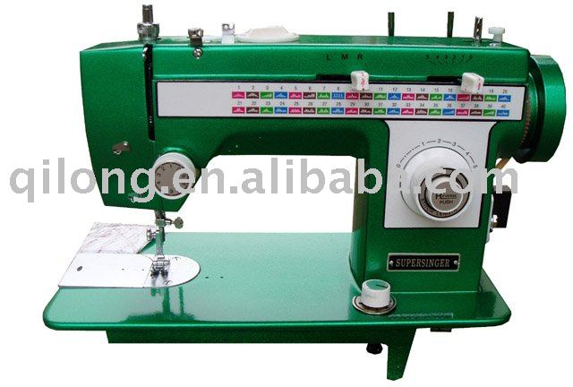 muilt-function sewing machine household used sewing machines