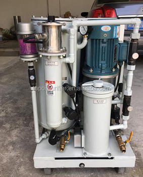 TYA series used hydraulic oil recycling/used lube oil recovery