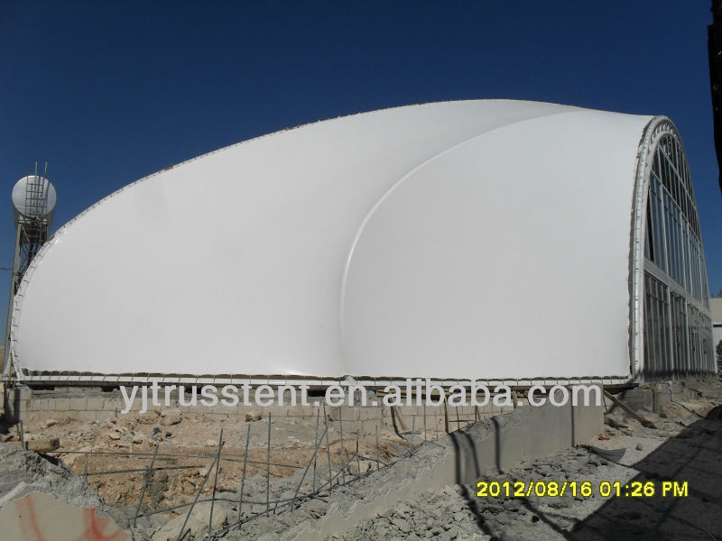 Architecture Membrane Structure Tent for Restaurant