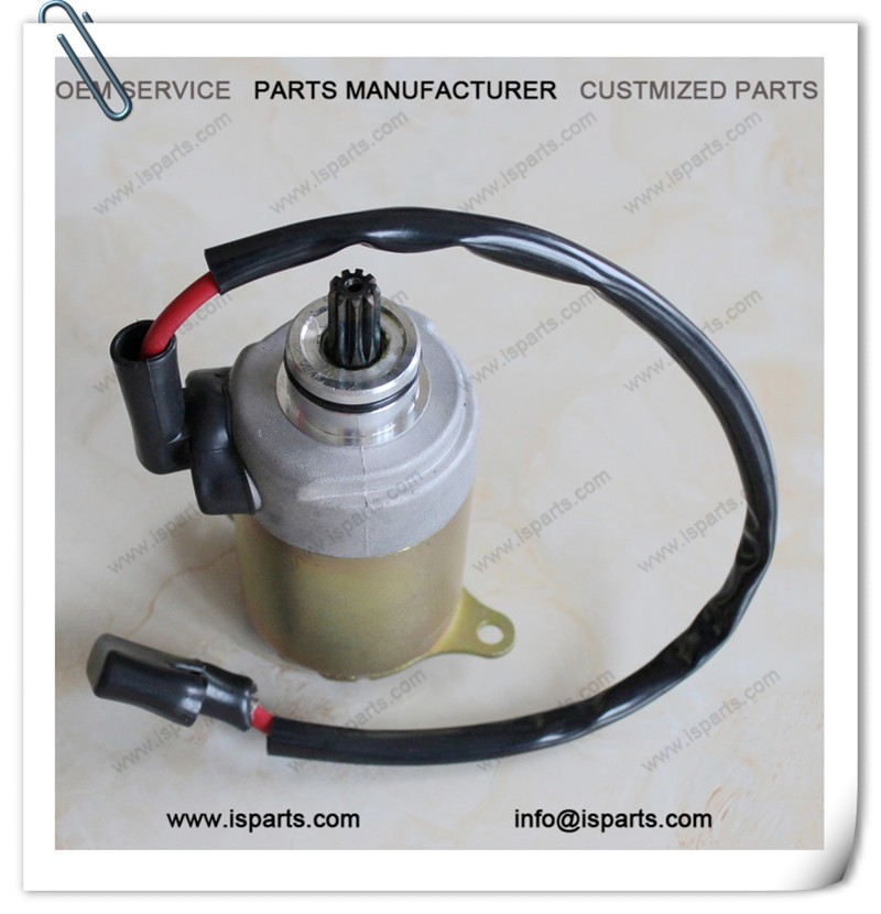 Electric Starter Motor for GY6 125 Chinese Go Cart ATV Scooter Moped Parts