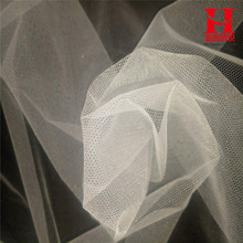 Bridal Illusion Tulle Mesh Fabric for Wedding Dress and Veil