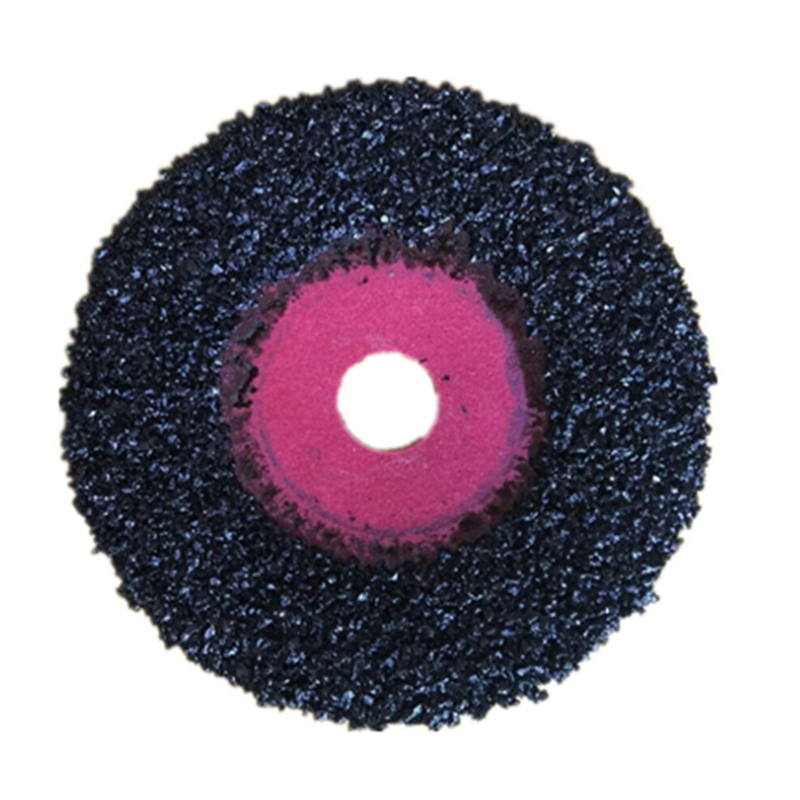 Buffing Tungsten Carbide Grinding Disc For Roughing Rubber And Fabric A-007