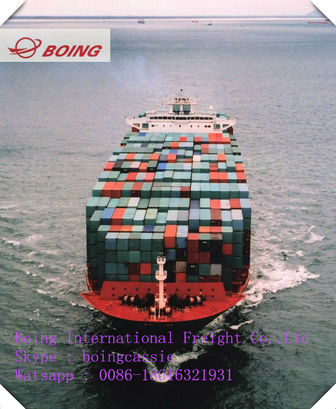 China drop shipping agent container rate FCL&LCL to Birgunj/Nepal - Skype: boingcassie