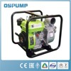 Four inch petrol/gasoline water pump with big fuel tank