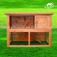 Item no.RH4-01,RH4-02 Classic Wooden Rabbit House