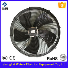 Unique Design Weima Wall Mounted Axial Flow Ventilation Fan For Industrial Equipment