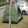 self erecting camping tents