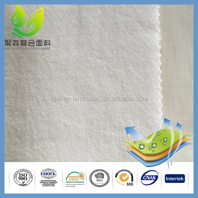China Factory cheap price Waterproof breathable fabric home textile