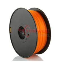 Torwell 3D Printer PLA ABS Plastic Filament for Makerbot,UP,Cubify,Leapfrog and other FDM 3D printer 1kg/spool