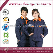 High quality standard flame-retardant safety working clothes