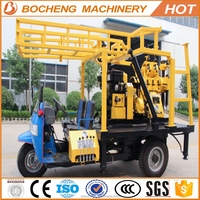 tractor mounted drilling rigs for sale/ wells drilling machine hydraulic/ rock core drilling machine