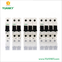 Electrical Main switch modularity isolator switch