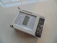 4442 contact card type 3 phase electric meter box