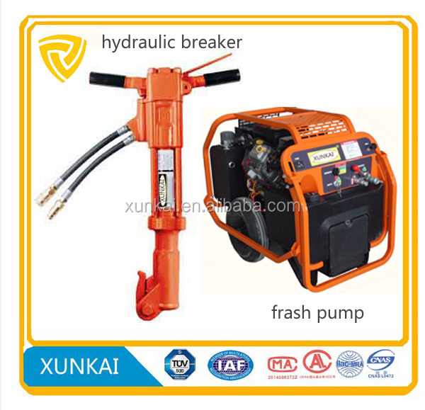 Rescue tools portable hydraulic breaker large-scale concrete broken equipment