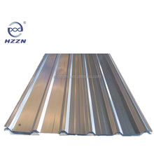 Steel Profile Aluzinc Material 24 Gauge Corrugated Steel Roofing Sheet