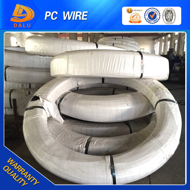 3-12mm Cold Drawn Steel Wire Used for Delivery Water Concrete Pipes