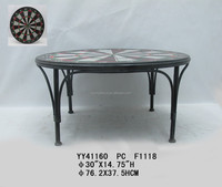 New Design Metal Coffee Table