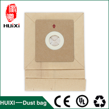 Vacuum cleaner collect dust paper bags and dust filter bag with high efficiency of vacuum cleaner parts for FC8088 FC8089 etc