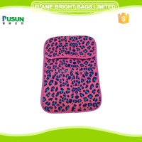 Multi-function neoprene fanny tablet sleeve for ipad