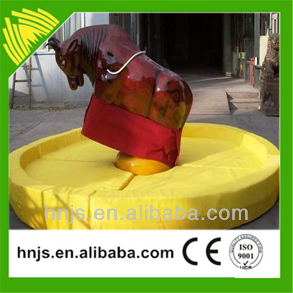 Shopping Mall Inflatable Mechanical Bull For Sale, China Manufactures Mechanical Bull