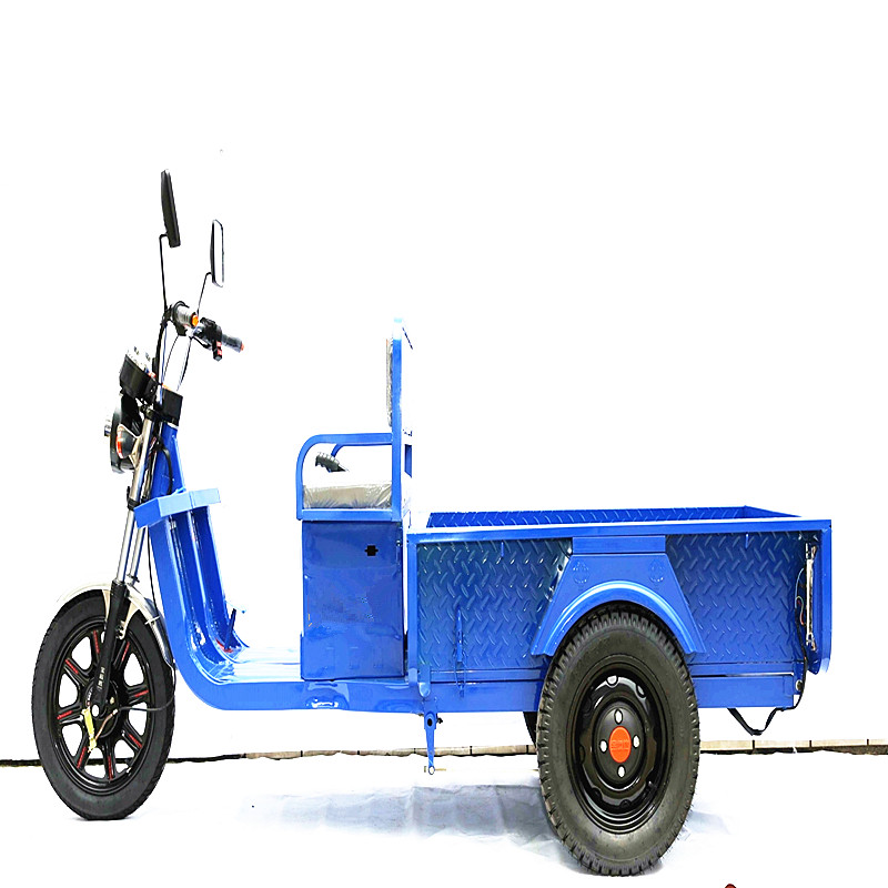 china electric cargo tricycle cheap good quality 700w 48v