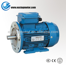 MY Series Single Phase 802P6 0.37kw 900rpm Eff61% ac motors