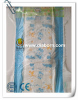 High quality magic tapes and Clothlike film sleepy diamond baby diapers