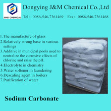Top Grade Na2co3/soda ash/sodium carbonate manufacturer in china