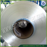 low price pa66 nylon yarn waste for hoses