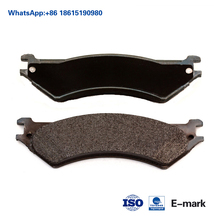 Quality Assurance XC2Z-2200-AA high quality auto brake pad for truck with Good After-sale Service