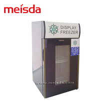 Good Quality SD40B Mini Display Vertical Deep Freezer