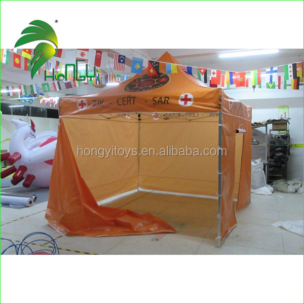 2016 3MX3M Custom Printed Portable PopUp Tents