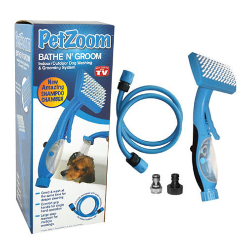 Pet Zoom Bathe N' Groom dog wash groom
