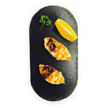 Slate plate cheese board slate