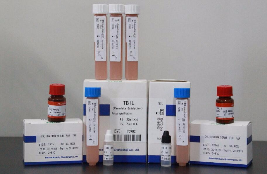 In Vitro Diagnostic Reagent/Blood Lipid Items For Biochemistry analyzer