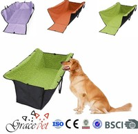 Dog Car Seat Cover for pet Waterproof pet seat cover