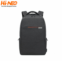 Business type stylish waterproof laptop computer backpack bags notebook case bag travel sports shopping work