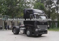 HOWO A7 Tractor truck 4x2 Tow Head for Sale